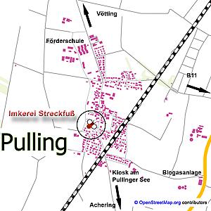 Detailkarte Pulling