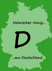 Heimischer Honig aus Deutschland