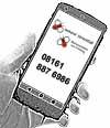 Anrufen 08161 887 6986