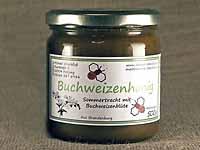 500g Buchweizenhonig Glas
